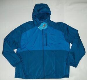 4944f811e8b Image is loading COLUMBIA-Sportswear-FLASH-Forward-Hooded-WINDBREAKER-JACKET -Big-