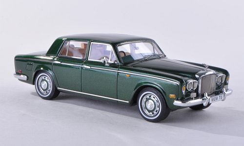 Neo Scale Model 1 43 44135 Bentley T vert NEW