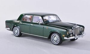 Neo-Scale-Model-1-43-44135-Bentley-T-Green-NEW