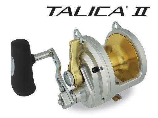 Shimano Talica 12 II 2 Speed Reel  TAC12II. Free Shipping