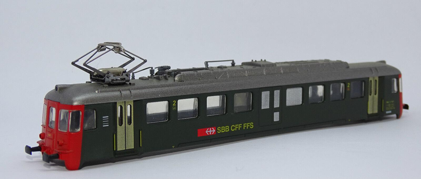 Arnold 2383-001 carcasa completamente zona 4 4 1447 SBB nuevo pieza de repuesto
