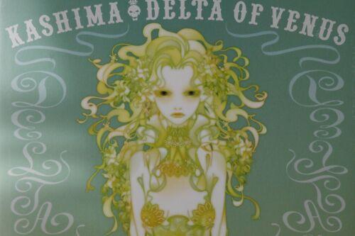 delta Of Venus JAPAN Kashima Art Book