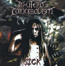 IN UTERO CANNIBALISM - Sick (CD, 2013) Greek Death Metal, Obsecration