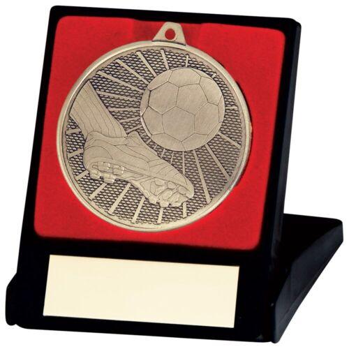 Formation Football Médailles dans une boîte