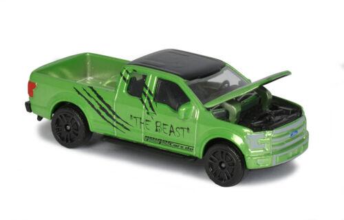 MAJORETTE 1:64 FORD f-150 MERCEDES AMG GT DODGE SAT VIPER Limited Edition 3