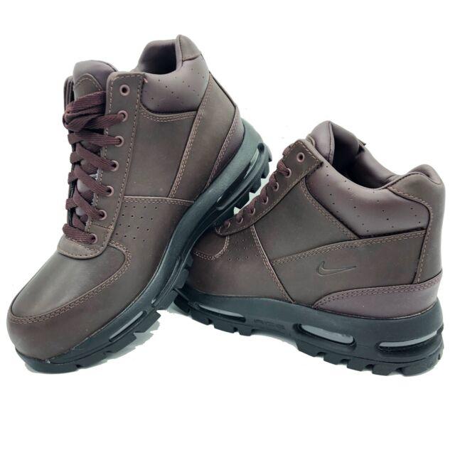 New NIKE Air Max Goadome Mens BOOTS Shoes Manoa Burgundy 865031 604 ACG