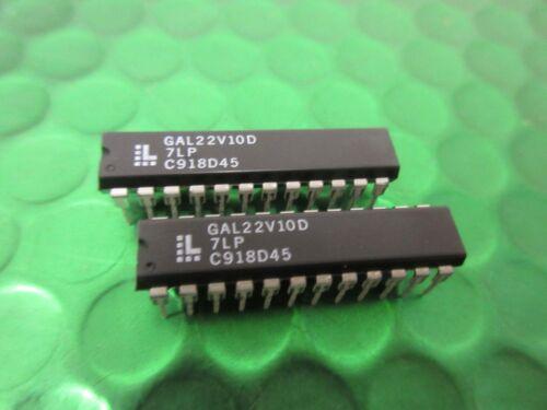 GAL22V10D-7LP GAL22V10D-15LP TM /& CANCELLABILE 22V10D