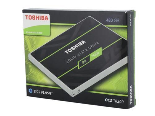 """Toshiba 240GB 480GB 960GB OCZ TR200 SSD 2.5/"""" Internal SATA III Solid State Drive"""