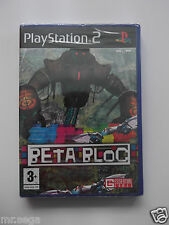 BETAA BLOC for PLAYSTATION 2 'VERY RARE & HARD TO FIND'