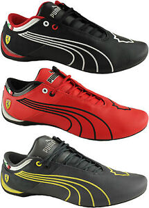 PUMA-FUTURE-CAT-FERRARI-LEATHER-MENS-SHOES-SNEAKERS-CASUALS-MOTOR-SPORTS