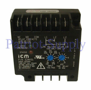 ICM491-SINGLE-PHASE-MOTOR-PROTECTION-REPLACES-ICM490