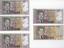 miniatura 1 - Rupia de Mauricio cinco 25 billetes muy buen estado envío gratuito a EE. UU.