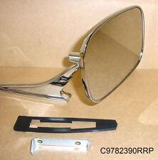 1969 1972 Chevy & Pontiac Grand Prix A & B Body Exterior Mirror LH, C9782390LRP
