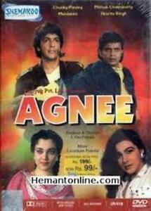 Image Is Loading Agnee Hindi DVD 1988 English Subtitles Brand New