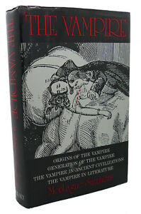 Montague Summers THE VAMPIRE   2nd Printing