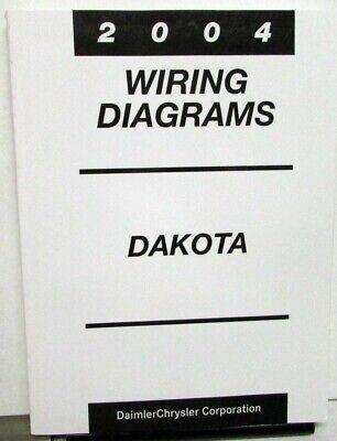 2004 Dodge Dakota Truck Electrical Wiring Diagrams Shop ...