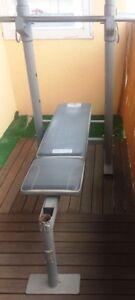 Banc De Musculation Domyos Bm210 Pliable Ebay