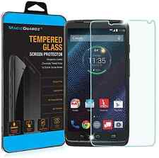 Premium Tempered Glass Screen Protector for Moto Motorola Droid Turbo / Xt1254