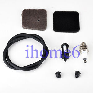 New Air Filter Fuel line Tune up kit For STIHL FS80R FS85R FS85T FS85RX Trimmer