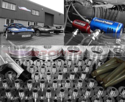 Jaguar XFR 5.0 7.5/% Supercharger Upper Pulley Performance Upgrade 2009 2010 11+