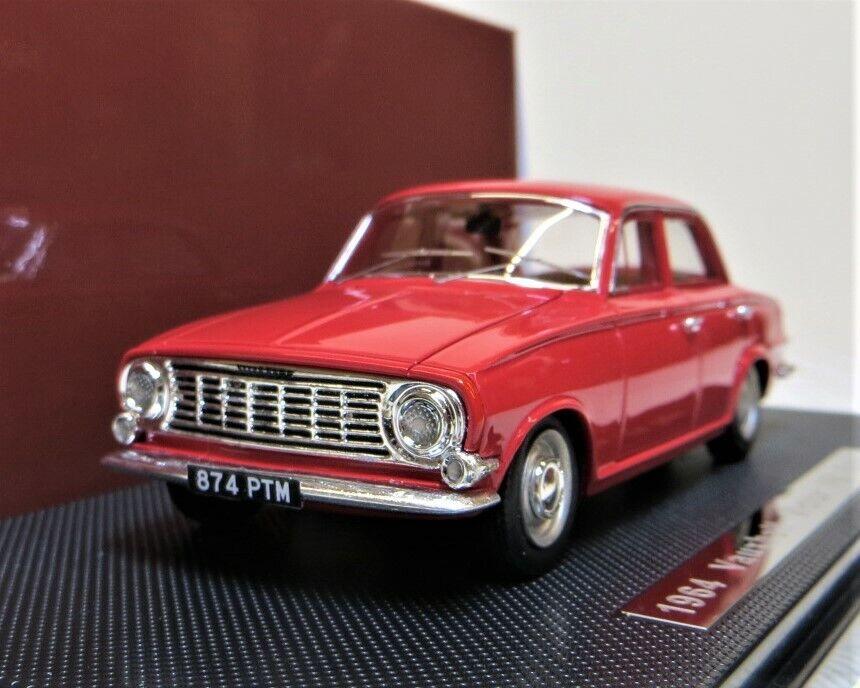 SILAS MODELS  1964 VAUXHALL VICTOR FB SUPER, LTD  125 HANDBUILT BRAND NEW IN BOX