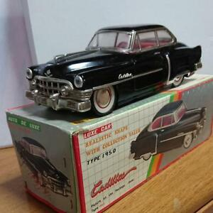 Image Is Loading Tin Luxe Car Cast 1950 Type Cadillac Made
