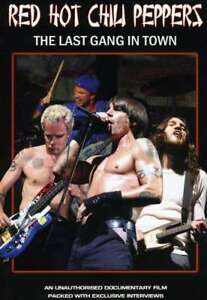 Red-Hot-Chili-Peppers-The-Last-Gang-In-Town-Nuevo-DVD