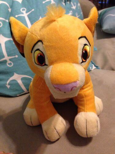 New Khols Cares Plush Stuffed Animal Disney Simba Lion Toy