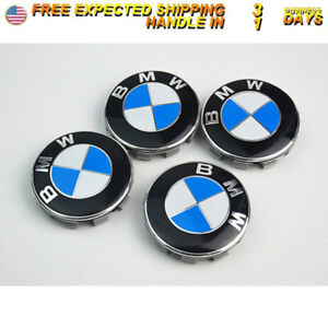 4pcs-White-Blue-Wheel-Cover-Badge-Hub-Emblem-Center-Cap-68mm-for-Universal-BMW