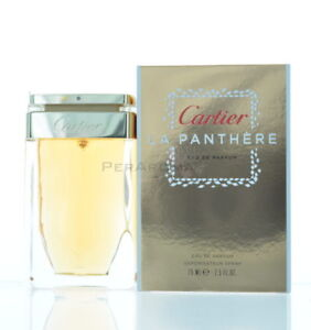 49bb00fa80b La Panthere By Cartier For Women Eau De Parfum 2.5 OZ 75 ML Spray ...