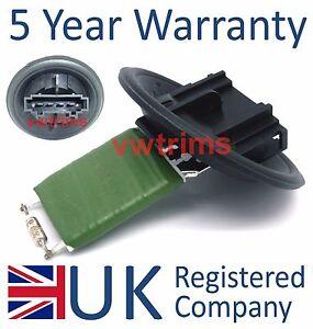 Riscaldatore-Ventilatore-Resistore-VW-AUDI-SEAT-SKODA-6q0959263-FOX-POLO-a1-a2-IBIZA-FABIA