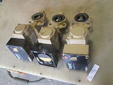 "3 Used Keystone Tyco Pneumatic Rack & Pinion Actuator, 2"" MRP-004U-K-S081, Milit"