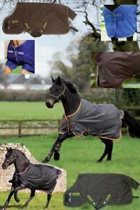 étroitement Lite Horseware MOUCHES COUVERTURE Amigo Bug rug