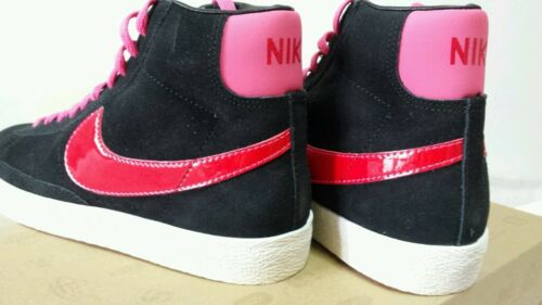 Price Blazer 36 5 N Red Cuero Coral Mid Nike 97 New Okksport Mustache Black Fnn47gS