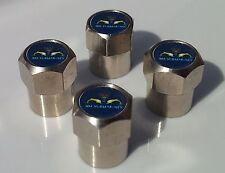 Neumático de aleación de cromo HM submarinos submarino tapas de la válvula para Válvulas de Neumáticos