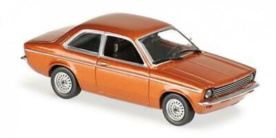 1974 brown met. Minichamps 1:43 Opel KADETT C