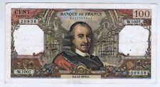 1976 - Billet de Cent Francs - Corneille  - G.4-11-1976.G//W.1007//20856
