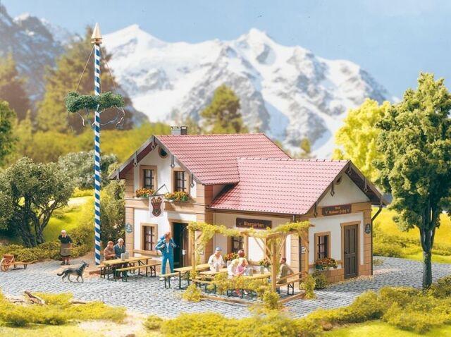 PIKO 62022 Hotel Goldener Hirsch, Bausatz, Spur G