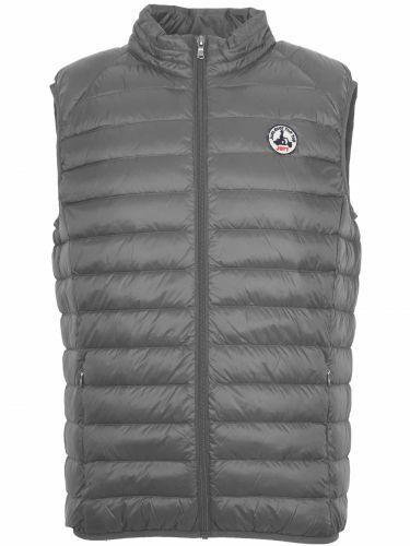 JOTT HOMME TOM Down Veste sans manches en polyester gris avec zippées /& poches