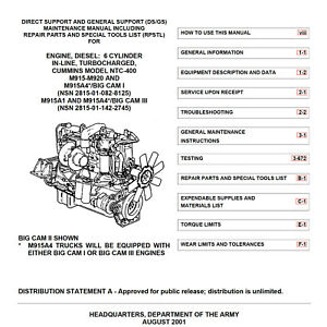 details about 3,500 page cummins ntc 290 ntc 400 v903c v8 300 pt fuel system manuals on cd Hhr Wiring Diagram