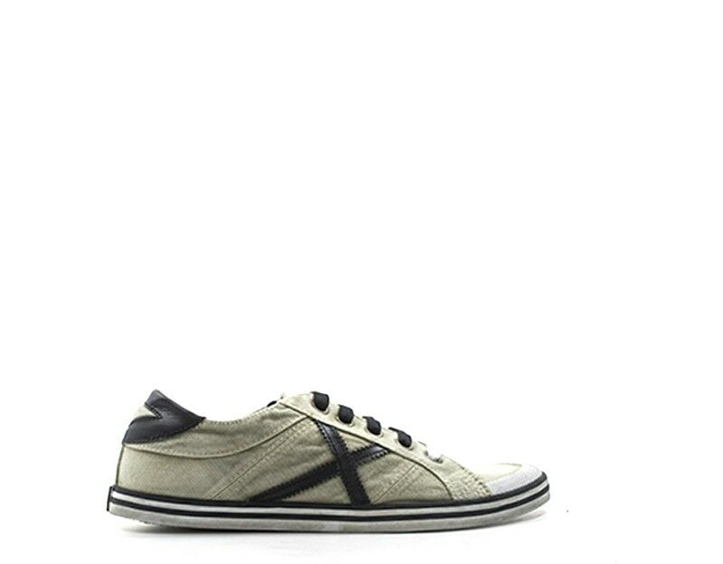 shoes MUNICH Homme BEIGE Tissu 825070-70
