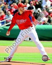 ROY HALLADAY Phillies LICENSED un-signed poster picture 8x10 photo