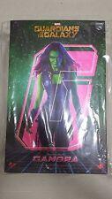 Hot Toys MMS 259 Guardians of the Galaxy Gamora Zoe Saldana 12 inch Figure NEW