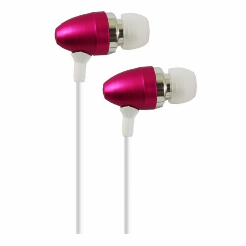 In ear Stereo Headset With Microphone Suitable For Motorola Moto G8 Power