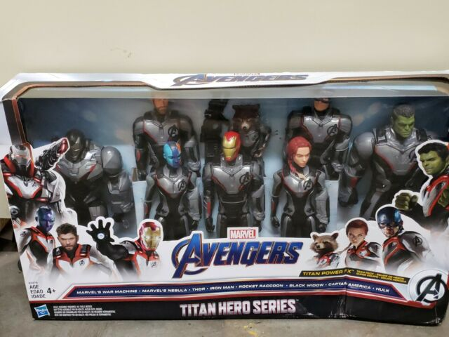 Marvel Titan Hero Series Marvel/'s était MacHine ELECTRONIC FIGURE