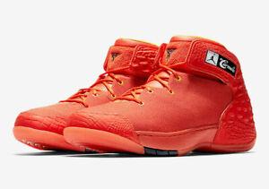 online store bbc0b 25ea7 Details about Nike Air Jordan 1.5 Hoodie Melo SE Team Orange White Black  AT5386-801 Multi Size