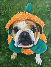 Pet Portrait Custom Pet Painting Pet Memorial Pet Loss Gift Pet & Animal Art