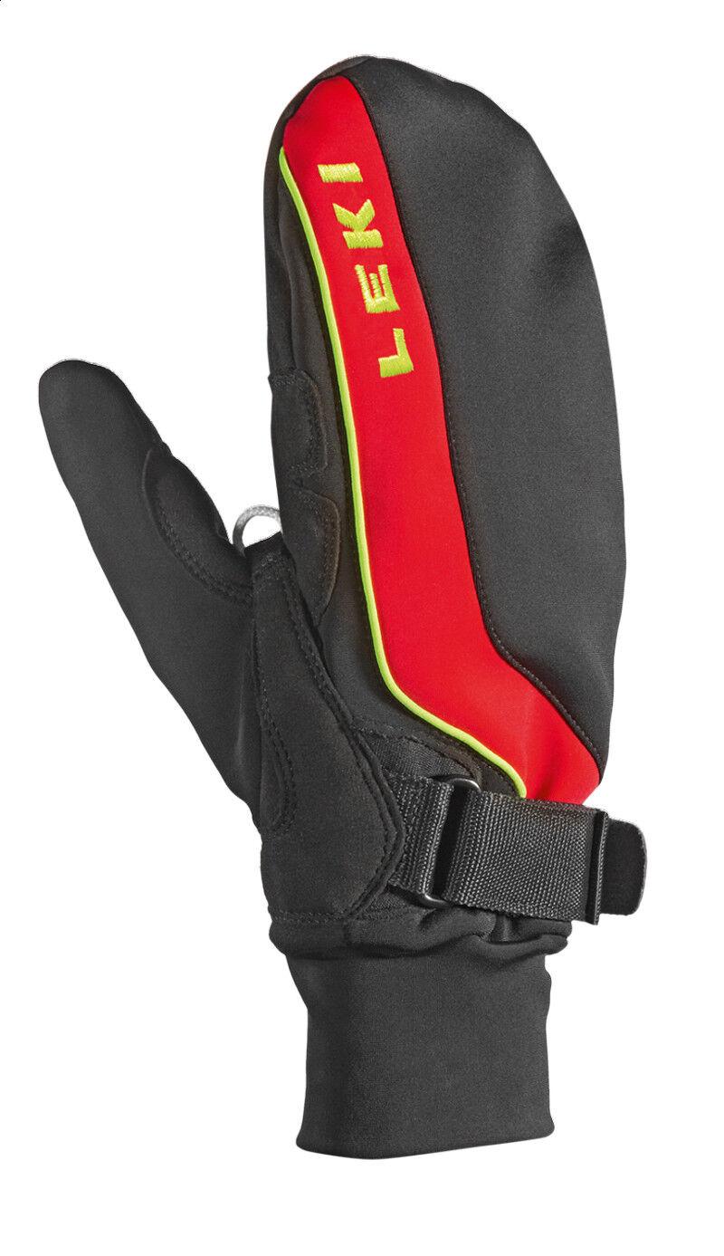 Handschuhe, Gloves, Faust-/ Skihandschuhe Trigger LEKI Shark Cruiser Mitten, Trigger Skihandschuhe dbf635