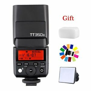 In Stock Godox TT350S 2.4G HSS TTL Flash Speedlite for Sony Mirrorless Camera
