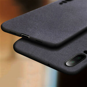 sports shoes eadd6 db69f Details about For Huawei P20 Pro Lite Shockproof ultra thin Back Sandstone  Matte Case Cover